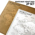 World Map 2  (+)