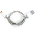 Plusus LifeStar Micro USB Cable Moonlight Silver 25cm