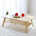 [스크래치상품]원목 접이식 좌식 테이블 750 size