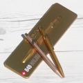 [CARAN DACHE] 알루미늄 육각바디..까렌다쉬 849 클래식 메탈 볼펜-골드바