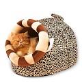[후펫] 레오파드 고양이 하우스