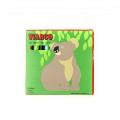 [VIARCO] Box of 12 colors pencil protected Animals [Koala]
