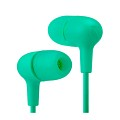 [Incase] 캡슐 인이어 이어폰-Capsule In Ear Headphones Electric Apple Green/Electric Lime(EC30035)