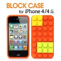 BLOCK CASE for iPhone4/4S 