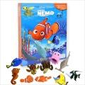 Disney Finding Nemo : My Busy Books 니모 피규어북
