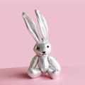트윙클 실버 토끼