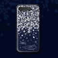 iPhone7 - WHITE FLOWER LIGHTING CASE