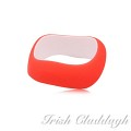 [IRISH CLADDAGH] BANGLES RESIN RIGID FNW0080