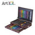 아트101 Wood Doodle 100P/색연필/파스텔/미술세트