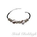 [IRISH CLADDAGH] BRACELETS Murano Glass FNW0679