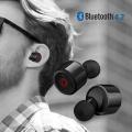 완전 무선 미니 블루투스 이어폰 DUAL BUDS X1