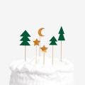 [인디고샵] 크리스마스 트리 데코픽 6set