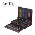 아트101 Wood Deluxe 119P/색연필/크레용/미술세트
