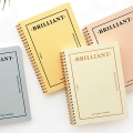 Brilliant weekly planner (만년형)