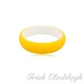 [IRISH CLADDAGH] BANGLES RESIN RIGID FNW0095