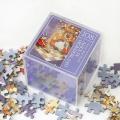 인디고 미니 퍼즐 108피스 - 앨리스 퍼플