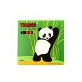 [VIARCO] Box of 12 colors pencil protected Animals [Panda]