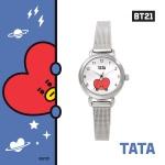 [BT21] 실버 메쉬시계 : 타타 OTWB19251TDS
