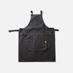SWSW APRON WORK Denim Black