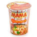 [태국 컵라면] 마마 컵 쉬림프 똠얌 (톰얌)
