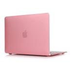 애니클리어 맥북 컬러 하드 케이스-핑크