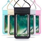 TPU 스마트폰 더블벨크로 휴대폰 방수팩 방수케이스