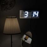 3D LED 시계