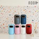 [로바] 차량용&휴대용 공기청정기 ROBA-01 컵홀더포함