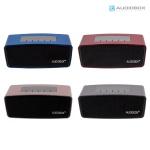 오디오박스 휴대용 블루투스 스피커 P5000 BTMI (10W고출력 / AUX단자 / 핸즈프리통화)