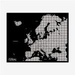 줄라이닷츠 유럽지도 - Julydots Europemap