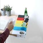 집게컵홀더 컵받침대 컵거치대 휴대폰받침대 음료컵