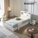 [이노센트] 리브 비아스 LED 평상형 침대 SS