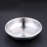 [쿠킹스]원형 스텐 그릇(20cm)