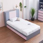 [노하우] 블랑 도어수납 서랍형 슈퍼싱글 침대