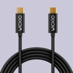 위키오 CRU001 5A 초고속 충전 C to C Cable 1m/2m