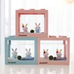 파스텔 토끼와 마리모 키우기 DIY세트(마리모:소)