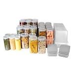 [실리쿡]냉장고문수납용기 올인원정리1+1세트