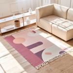 사계절 거실인테리어 북유럽 디자인 감성 코지 러그