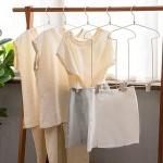 데일리코디 튼튼와이어 세트옷걸이 2color