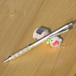 [Pentel] 0.9mm 메탈릭샤프..일본 펜텔 Graphgear 1000 PG1019