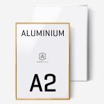 에이모노 A2 액자 - 골드,실버