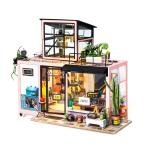 [adico]DIY 미니어처시그니처 하우 -케빈의 스튜디오