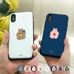 [갤럭시S9플러스/G965] 뚱곰 카드슬롯 케이스