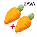 자바(ZAVA) 천연 거품 입욕제_비타민시리즈 05.레빗맘마 1+1