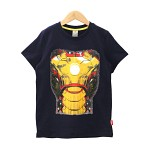 [Marvel 正品] Iron man body tee