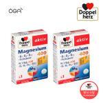 [정식수입] 도펠헤르츠 마그네슘 400 30정 2개 세트