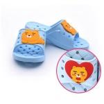 카카오 일체형아동욕실화(라이언) 9506