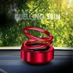 오토라 태양광 듀얼링 아로마 스핀 차량용 방향제