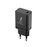 25W PD 초고속 핸드폰 충전기 어댑터 (블랙) LCSR2416