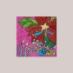 [카드] 축복의선물1 캘리그라피 카드